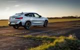 55 BMW X4 2021 LCI official static