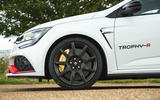 Renaultsport history picture special - Renaultsport Megane RS 300 Trophy-R alloy wheels