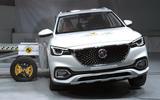 Euro NCAP crash tests - 2019 MG ZS