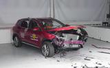 Euro NCAP crash tests - 2019 MG HS