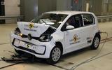 Euro NCAP crash tests - 2020 Volkwagen Up