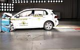 Euro NCAP crash tests - 2020 Volkswagen Golf