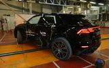 Euro NCAP crash tests - 2019 Audi Q8