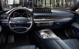 2021 Genesis G80 reveal - static