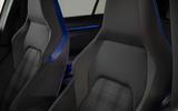 Volkswagen Golf GTE 2020 - seats