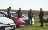 Britain's best affordable drivers car 2020 - VW Golf GTI - reportage