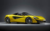 McLaren 570S Spider officially revealed ahead of Goodwood debut