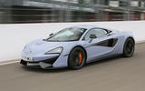 McLaren 570S Track Pack front quarter