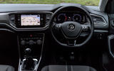 Volkswagen T-Roc 2.0 TSI dashboard