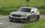 59 PHEV wagons triple test 2021 BMW tracking