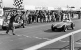 Stirling Moss: 1957 British GP