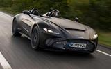 2020 Aston Martin Speedster - hero front