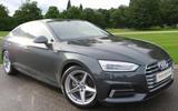 5 Audi A5 Sportback