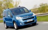 Citroën Berlingo Multispace - tracking front