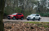 Hybrid mega-test - Mazda CX-5 and Honda CR-V