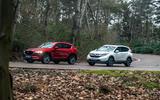 Hybrid mega-test - Mazda CX-5 and Honda CR-V