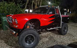 5 Land Rover modified