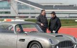 Mark Higgins and Mike Duff