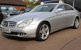 5 Mercedes CL500