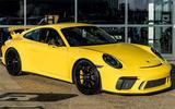 5 Porsche 911 GT3