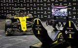 Renault e-sports 2020 - F1 car and sim