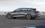 Seat Leon 2020 - estate stationary side