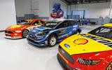 Ford race cars
