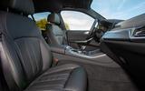 BMW X5 xDrive 45e 2019 UK first drive review - cabin