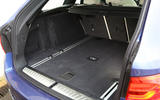 Alpina B5 Touring boot space