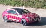Aston Martin DBX leaked