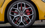5Renault Megane RS 300 Trophy 2021 UK first drive review alloy wheels