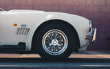 6 AC Cobra 378 Superblower MkIV 2021 UK first drive review alloy wheels
