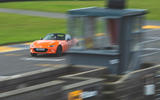 Mazda MX-5 - Best affordable driver's car winner - finish line