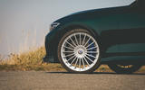 Alpina B3 Touring 2020 UK first drive review - alloy wheels