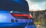 6 Alpina B8 Gran Coupe 2021 UK FD rear lights