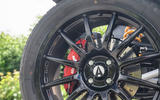 Ariel Nomad R 2020 UK first drive review - brake calipers