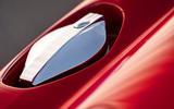 Aston Martin DB4 Zagato Continuation 2019 first drive review - fuel filler