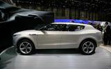 Aston Martin Lagonda SUV - static side