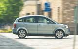 Audi A2 - side