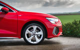 Audi A3 TFSIe 2020 UK first drive review - alloy wheels