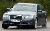 Audi A6 Avant 2005 - hero front