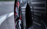 Audi RS E-tron GT 2021 prototype drive - alloy wheels