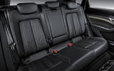 Audi E-tron 2019 official reveal rear seats