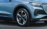 6 Audi Q4 etron 2021 UK FD alloy wheels