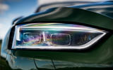 Audi RS5 Sportback 2019 first drive review - headlight details