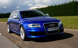Audi RS6 2008 - hero front