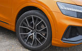 6 Audi SQ8 2021 UK FD alloy wheels