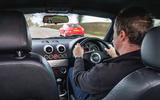 Audi TT Mk1 - interior