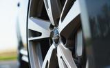 Audi TT Roadster 2019 UK first drive review - alloy wheels