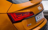 6 Audi SQ5 2021 first drive review rear lights